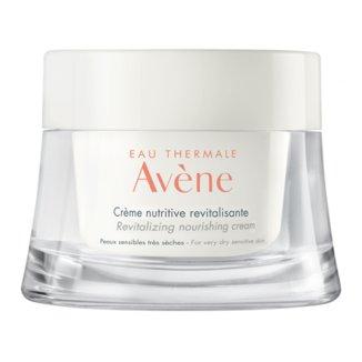 Avene Les Essentiels, odżywczy krem rewitalizujący, skóra wrażliwa i sucha, 50 ml - zdjęcie produktu