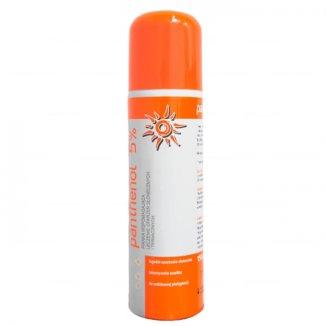 Panthenol 5%, pianka, aerozol, 150 ml - zdjęcie produktu