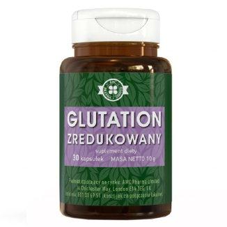 AMC Pharma, Glutation zredukowany, 30 kapsułek - zdjęcie produktu
