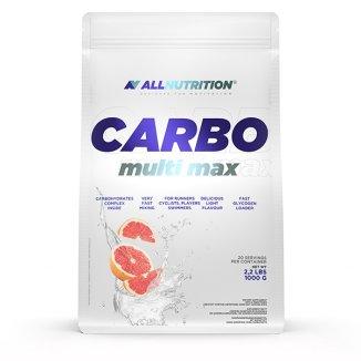 Allnutrition, Carbo Multi Max, smak grejpfruta, 1000 g - zdjęcie produktu