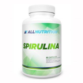 Allnutrition, Spirulina, 90 kapsułek - zdjęcie produktu