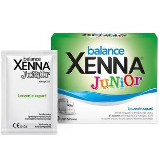 Xenna Balance Junior, 14 saszetek - zdjęcie produktu