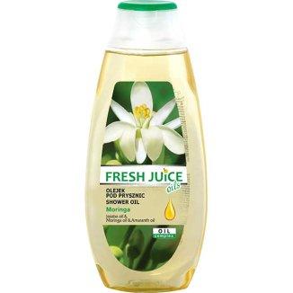 Fresh Juice, olejek pod prysznic, Moringa, 400 ml - zdjęcie produktu