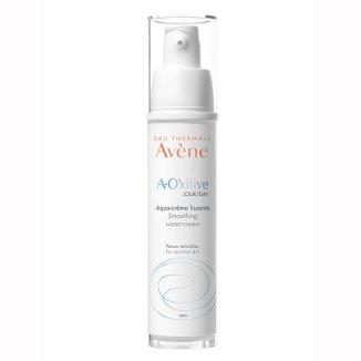 Avene A-Oxitive, wygłądzający krem wodny na dzień, skóra wrażliwa z pierwszymi oznakami starzenia, 30 ml - zdjęcie produktu