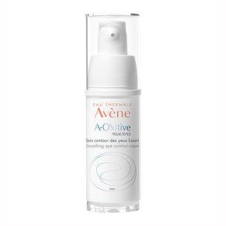 Avene A-Oxitive, krem wygładzający kontur oczu, skóra wrażliwa z pierwszymi oznakami starzenia, 15 ml - zdjęcie produktu