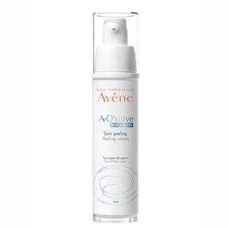 Avene A-Oxitive, krem peelingujący do twarzy na noc, skóra wrażliwa z pierwszymi oznakami starzenia, 30 ml - zdjęcie produktu