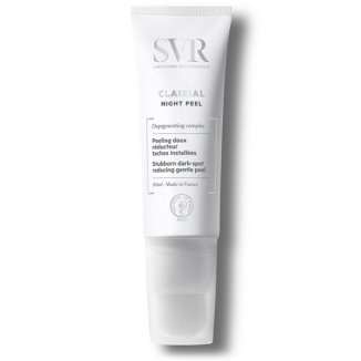 SVR Clairial Night Peel, enzymatyczny peeling redukujący przebarwienia na noc, 50 ml - zdjęcie produktu