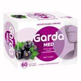 Garda Med, smak czarnej porzeczki, 60 pastylek do ssania - miniaturka zdjęcia produktu