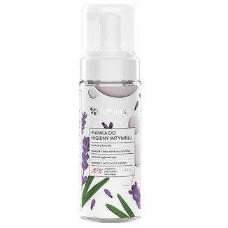 Vis Plantis, pianka do higieny intymnej, lawenda i kwas mlekowy, 170 ml - zdjęcie produktu