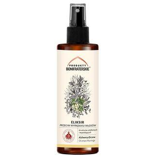 Produkty Bonifraterskie Alchemia Drzew, eliksir przeciw wypadaniu włosów osłabionych, 100 ml - zdjęcie produktu