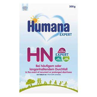 Humana Expert HN przy nawracającej lub przedłużającej się biegunce, od urodzenia, 300 g - zdjęcie produktu